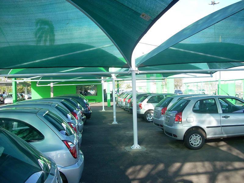 Cobertura para estacionamento preço