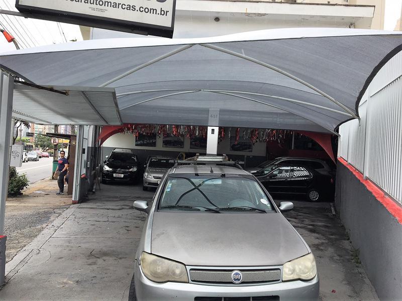 Cobertura para estacionamento sp