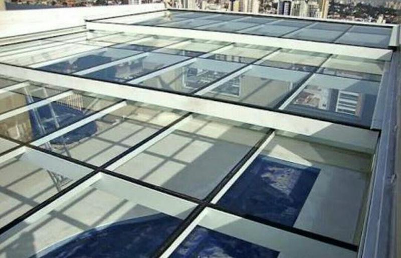 Fabricante de cobertura de vidro