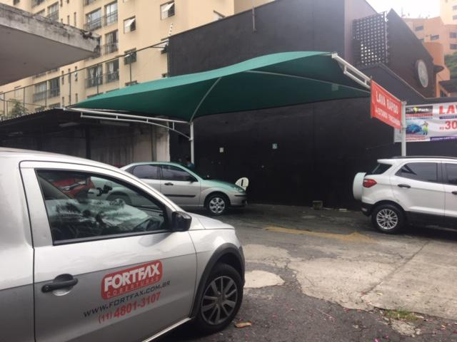Sombreadores para estacionamento sp